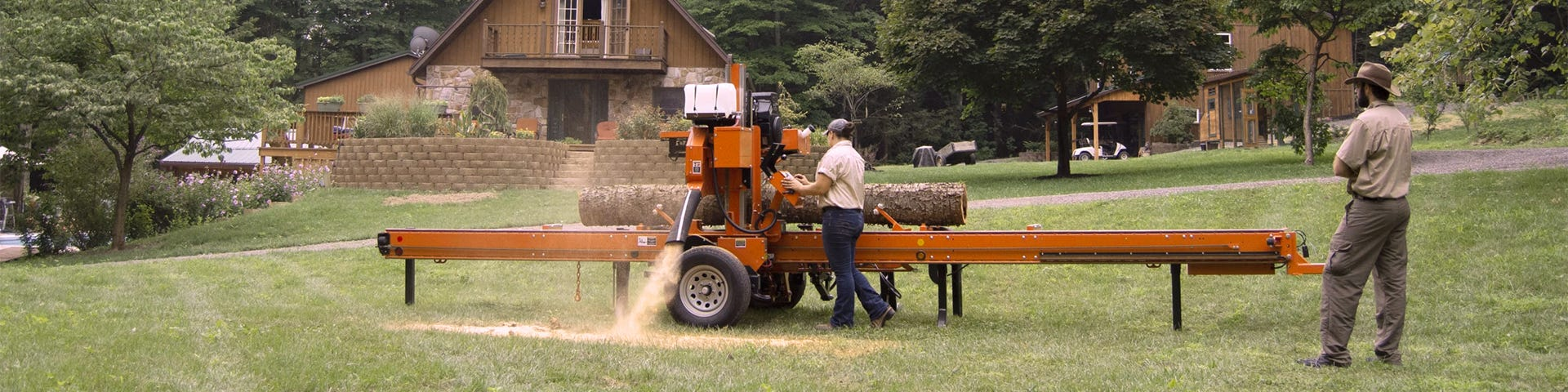 Portable Sawmills