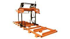 Scierie mobile à double rails LX250