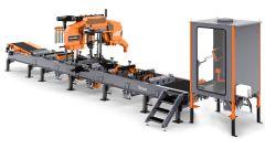 WB2000 Industrial Sawmill