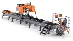 WB2000 TITAN Wideband Sawmill