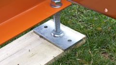 LX25/LX55 Sawmill Bed Leveling Feet (Set of 12)