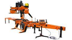 LT70 Super Hydraulic Portable Sawmill