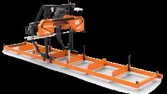 Scierie mobile à double rails LX150