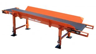 Hydraulic Conveyor for WM4500