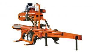 LT40 Super Hydraulic Portable Sawmill