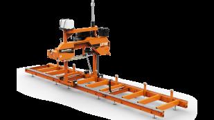Wood-Mizer LT15WIDE portable sawmill