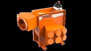 Systèmes d'extraction des copeaux MD500