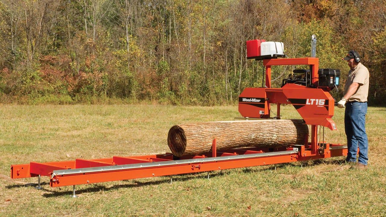 LT15 Portable Sawmill