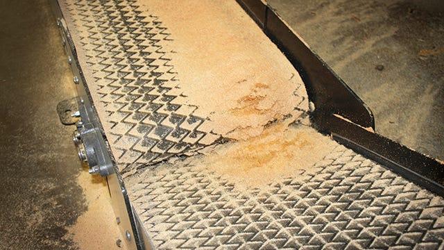 Sawdust Conveyor
