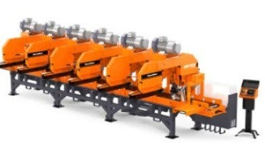 Wood-Mizer HR700 Industrial Resaw