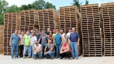 Wheeler Mission Producing Pallets to Change Lives