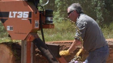 Fourth Generation Farm Sawmilling in the Pacific Northwest