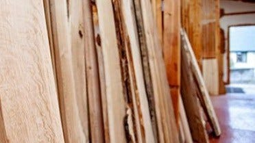 Scottish Wood – a sawmill successfully utilizing local Scottish timber.