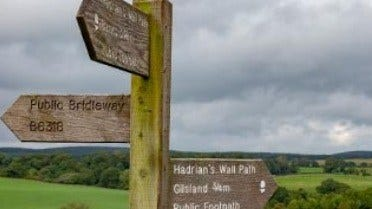 Wooden Footbridges & Signage Unlock The English Countryside for the Public