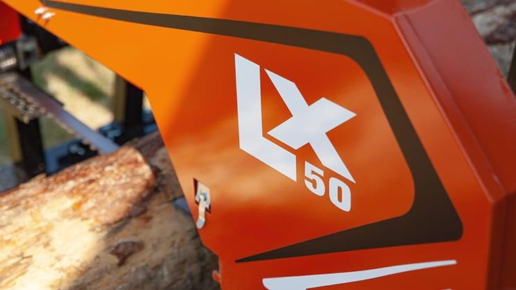 Wood-Mizer LX50 bandsågverk