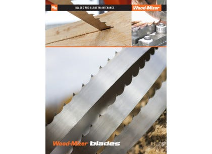 Blades Catalogue Cover