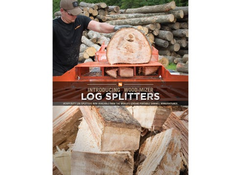 Log Splitter Catalogue