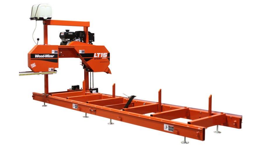 Wood-Mizer LT15START portable sawmill