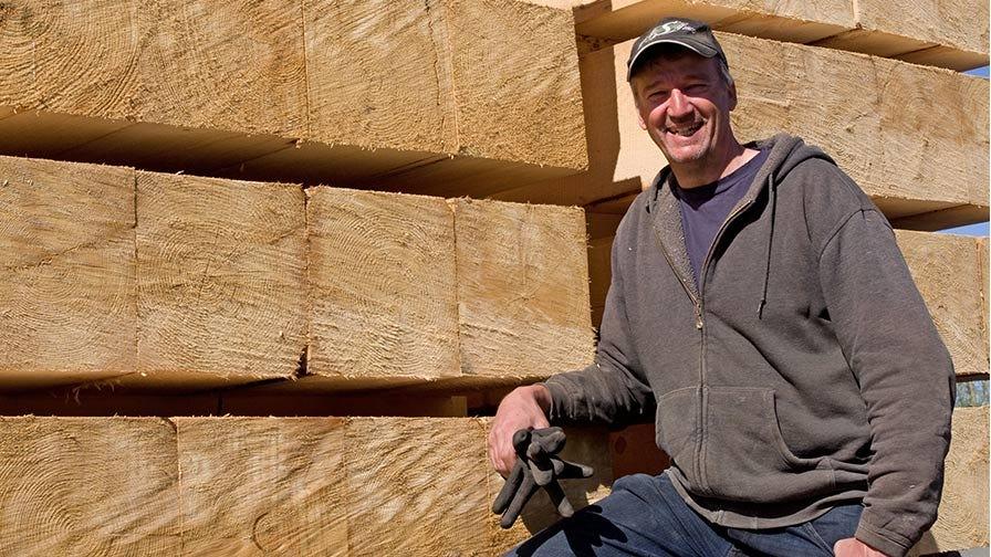 Christiansen Lumber Dean