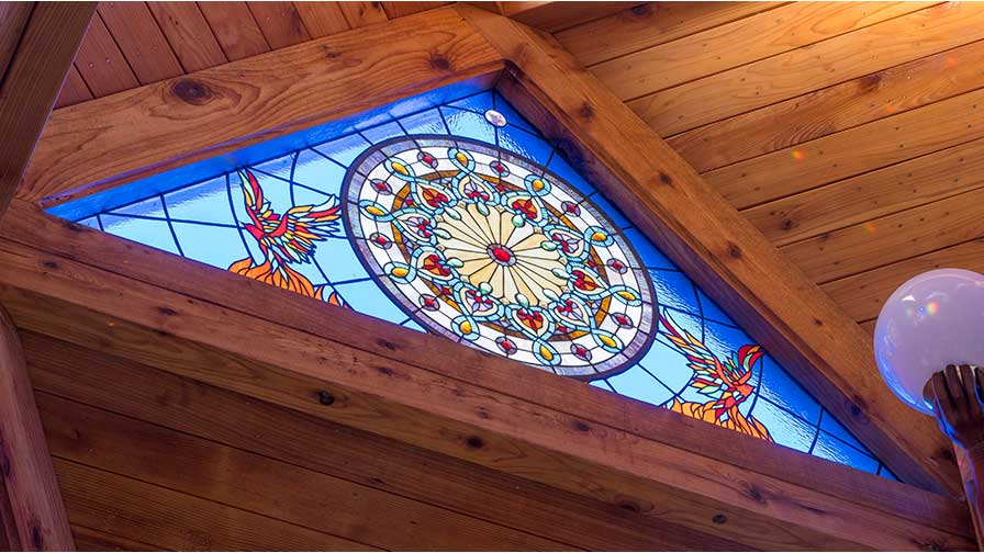 Lowell Hinrichs Stained Glass