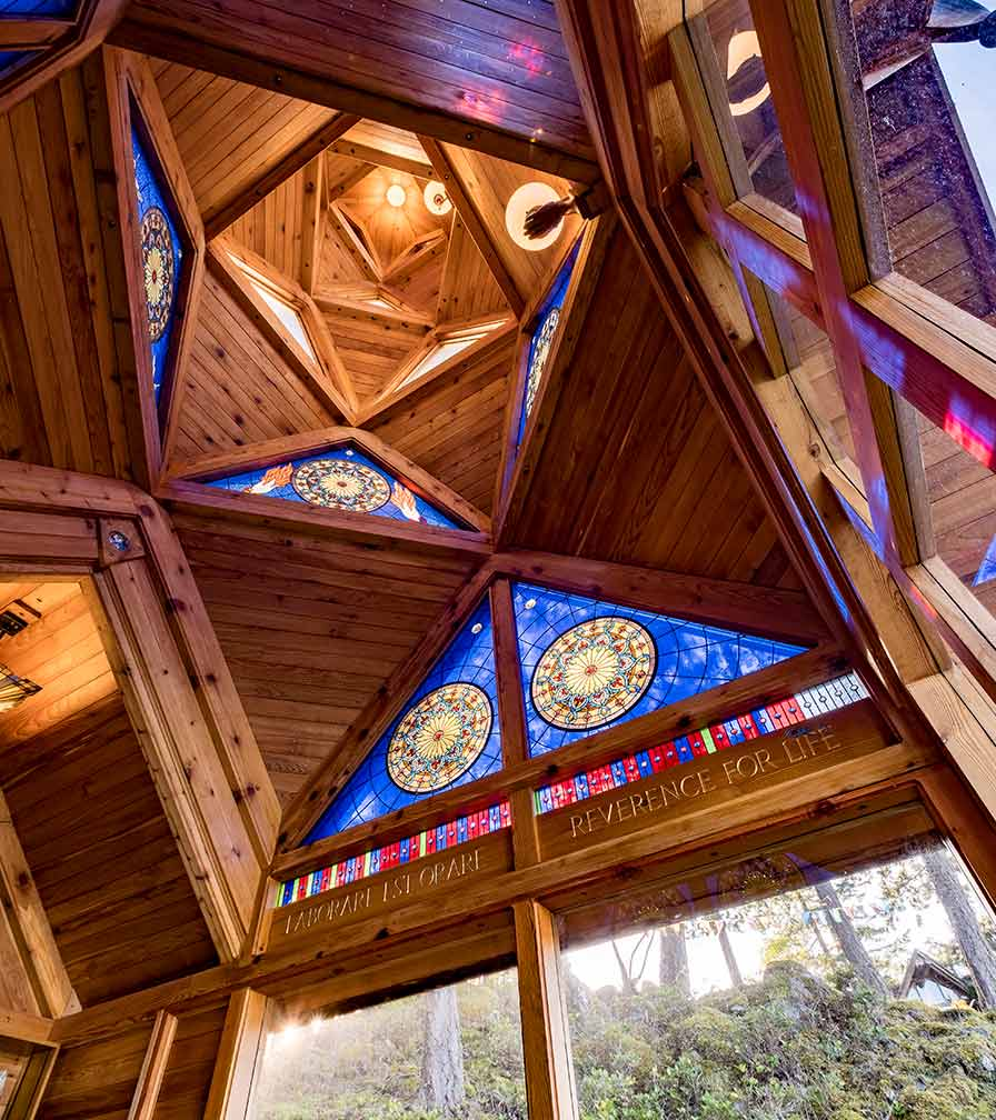 Lowell Hinrichs Ceiling