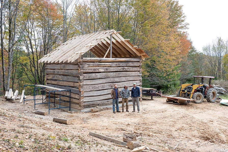Mountain Works Barn