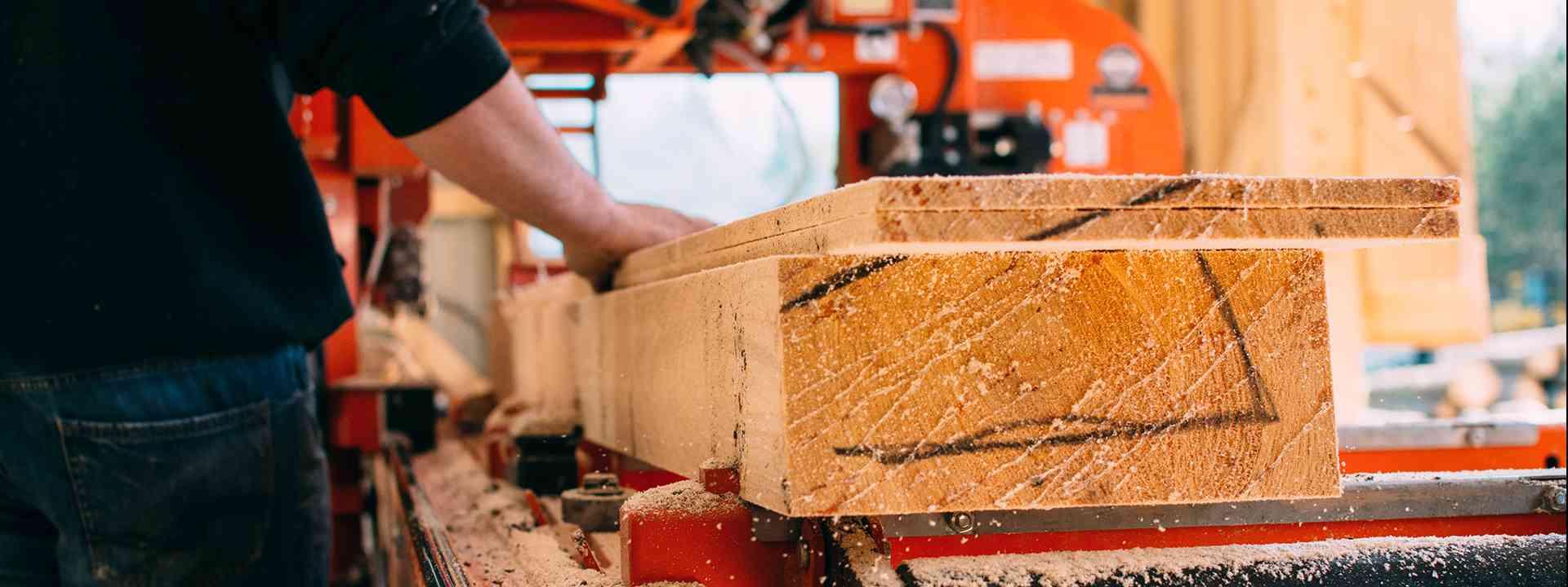 Wood-Mizer Sawmills and Wood Processing Equipment | Wood-Mizer Canada
