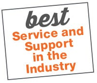 Best Service and Support