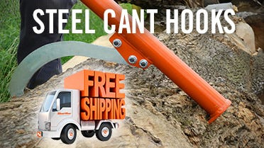 Free Shipping on Cant Hooks